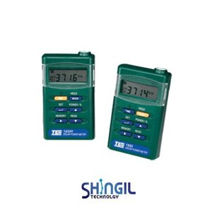 TES TES-1333R SOLAR POWER METER(RS-232)