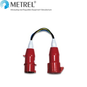 METREL 어댑터 Adapter CEE 5P 16A / CEE 5P 16A A-1389